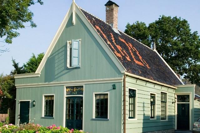 compleet gerestaureerd woonhuis